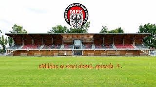 xMildax se vrací domů, díl 4. / MFK Chrudim / Football Manager 2019 (CZ)