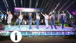 Download BTS - Permission To Dance in the Live Lounge