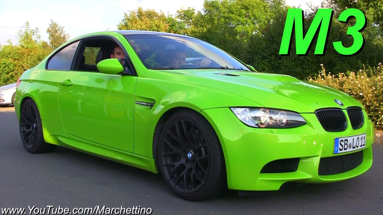bmw m3 coupe green - photo #13
