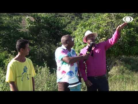 BATATINHA NA TV   POÇO CAPÃO DO MEL  - VEREADOR NEILTON   IBICOARA-BA