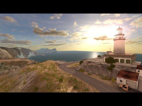 RoadGrandTours Alpha V0.7.0.0 - Cap De Formentor
