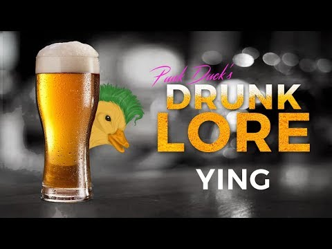 Paladins - Drunk Lore - Ying, The Blossom