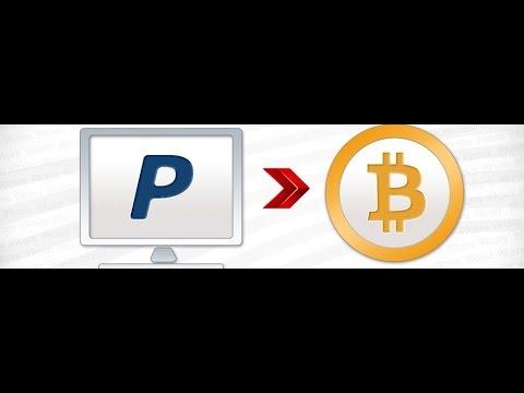 Cara transfer paypal ke BitCoin