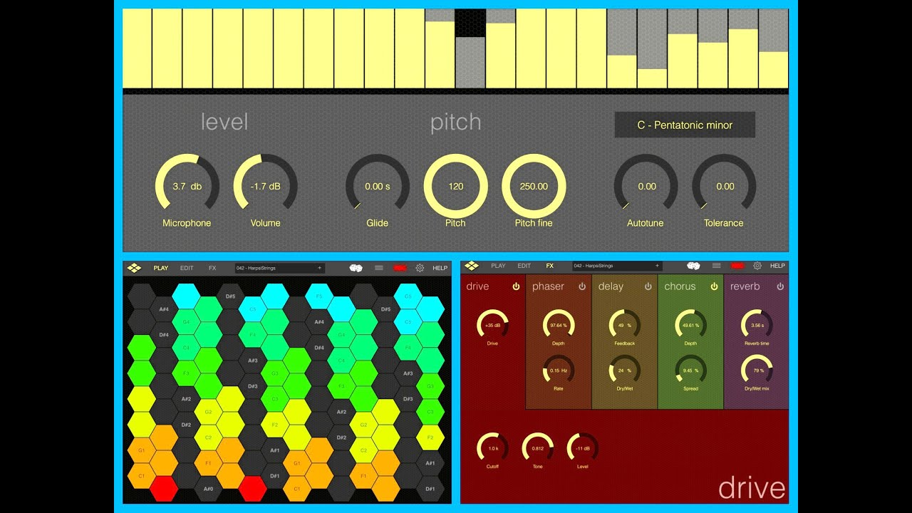 VoxSyn by VirSyn, Amazing Vocoder for the iPad