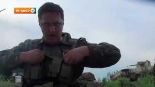 Бійці АТО про те, як рятує бронежилет на війні