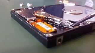 Taking apart Samsung S2 Portable 500GB external Harddrive