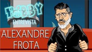 Alexandre Frota governador de SP? Tobby entrevista!