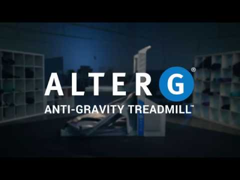 Træning med AlterG kommer til Hjørring Fysioterapi