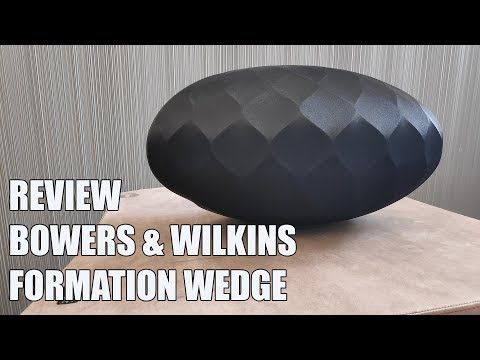 Review Bowers & Wilkins Formation Wedge Nuevo Altavoz Inalambrico 2019