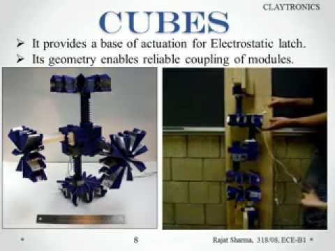 claytronics case essay Also explore the seminar topics paper on clayodor with researchers from cmu and intel have worked towards the realization of claytronics  a fabricated case.
