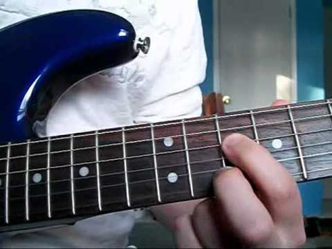 How To Play Jamie All Over Acoustic Version On Guitar Youtube