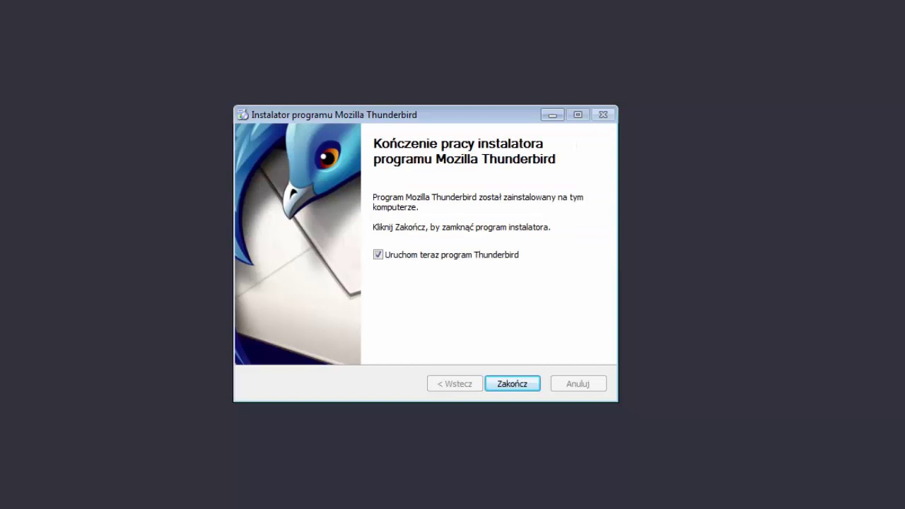 2b540ab614cb4b Jak założyć e-mail firmowy i skonfigurować pocztę Mozilla Thunderbird?