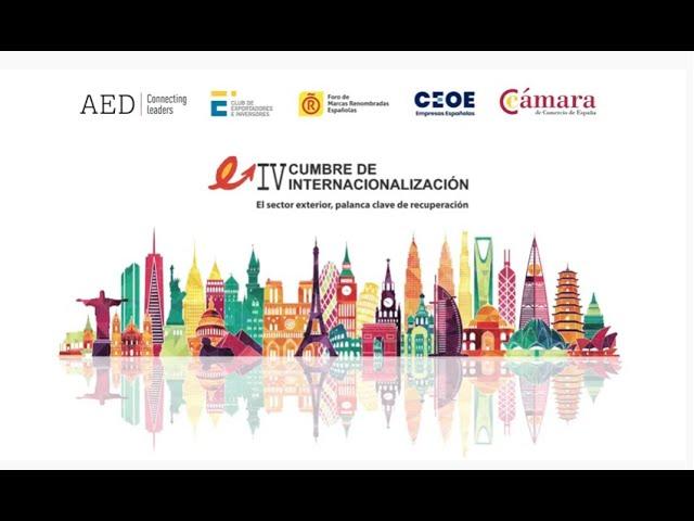 IV Cumbre de Internacionalización