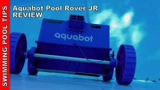 Aquabot  Pool Rover Junior Robotic Above-Ground Pool Cleaner