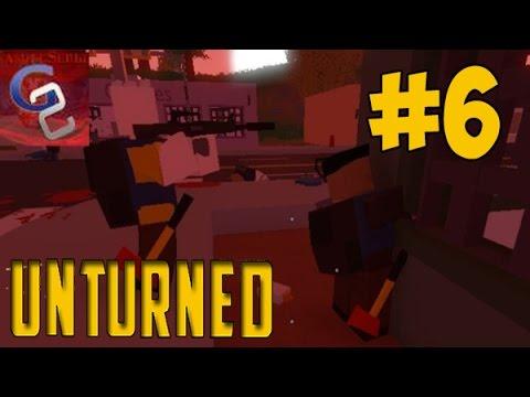 BITKA KOD ALBERTONA | Unturned Multiplayer #6