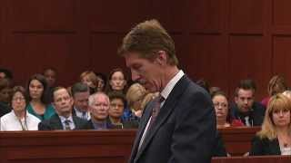 HQ-GEORGE ZIMMERMAN TRIAL Day 14 Part 1( Defense's CLOSING ARGUMENTS)