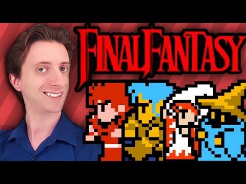 Final Fantasy - ProJared