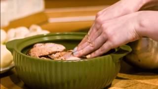 FRYBEST серия Mystic valley керамическая посуда(Отмечена премией RED DOT Winner 2014. - Посуда выдерживает температурный диапазон от -20 до +400 градусов. - Идеально..., 2015-05-20T05:44:54.000Z)