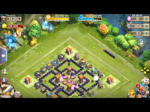 Castle Clash Account Trade