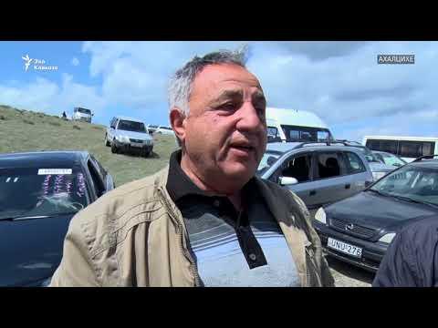 Ахалцихские армяне о событиях в Армении
