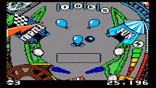 3D Ultra Pinball Thrillride (Game Boy Color) gameplay