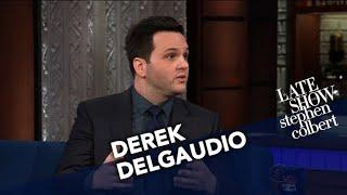 Derek DelGaudio's Broadway Show Left Stephen In Awe