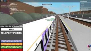 Roblox Episode 19: Crossrail coming soon to MTG (Mind The Gap)