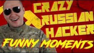 You Slav You Lose!  Crazy Russian Hacker