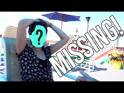 I CAN'T FIND MY GIRLFRIEND!