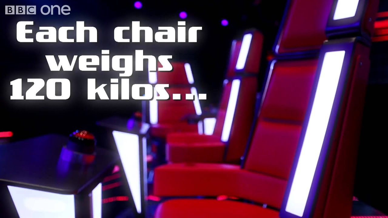 Amazing Meet The Voice Chairs: In The Spotlight   The Voice UK   BBC One   YouTube