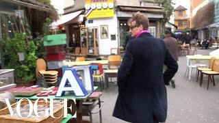 Shopping One of the Most Famous Flea Market in Paris - Vintage Bowles - Vogue