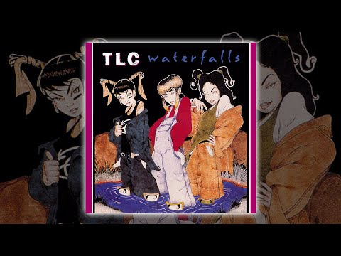 TLC - Waterfalls (Album Instrumental) [Audio HQ] HD