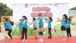 Step Up Club - 1st dance performance ( OMG - Be without you - Cry me a river - Go girl)