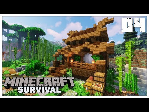 AFK FISH FARM!!! ► Episode 4 ►  Minecraft 1.14 Survival Let's Play