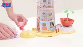 Peppa Pig Lighthouse - Argos Toy Unboxing