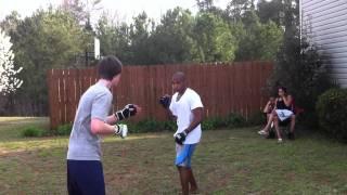 Video Eric vs James Backyard Fighting download MP3, 3GP, MP4, WEBM, AVI, FLV Juli 2018