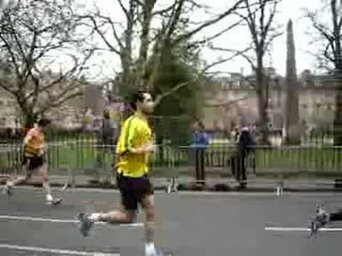 Marios on the run in the Bath Half Marathon