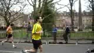 Marios on the run in the Bath Half Marathon
