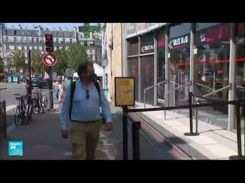 ...فيروس كورونا: جدل في فرنسا بسبب صعوبة الحصول على شهاد  - 09:55-2021 / 7 / 23