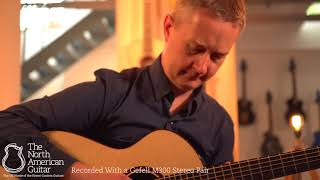 Strahm Guitars OO Acoustic Guitar Played By Stuart Ryan (Part Two)
