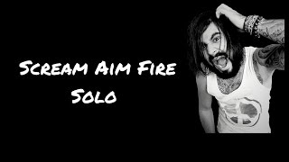 Scream Aim Fire Solo (BFMV) and 1k  Subscribers Thanks HD