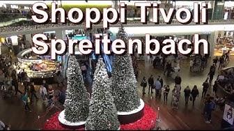 Shopping Center Tivoli Spreitenbach (Christmas Time)