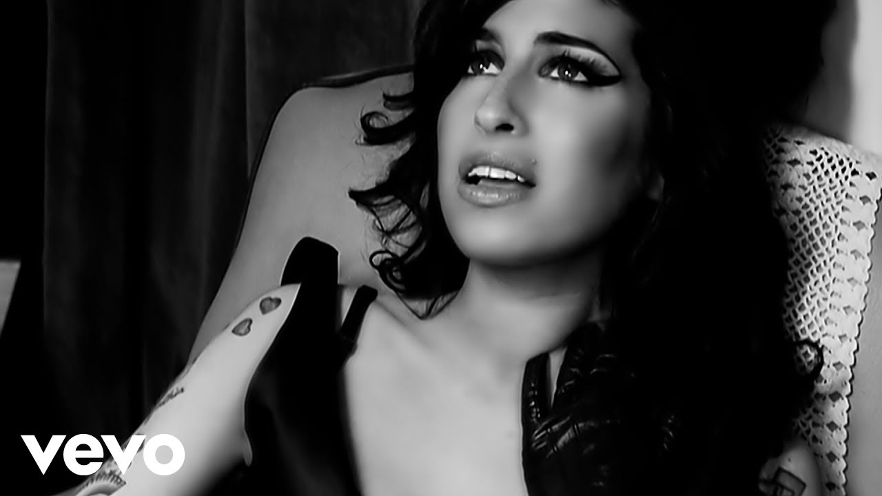 Amy Winehouse Back To Black Youtube