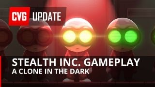 Stealth Inc Gameplay