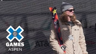 McRae Williams: The Mindful Skier | X Games Aspen 2018