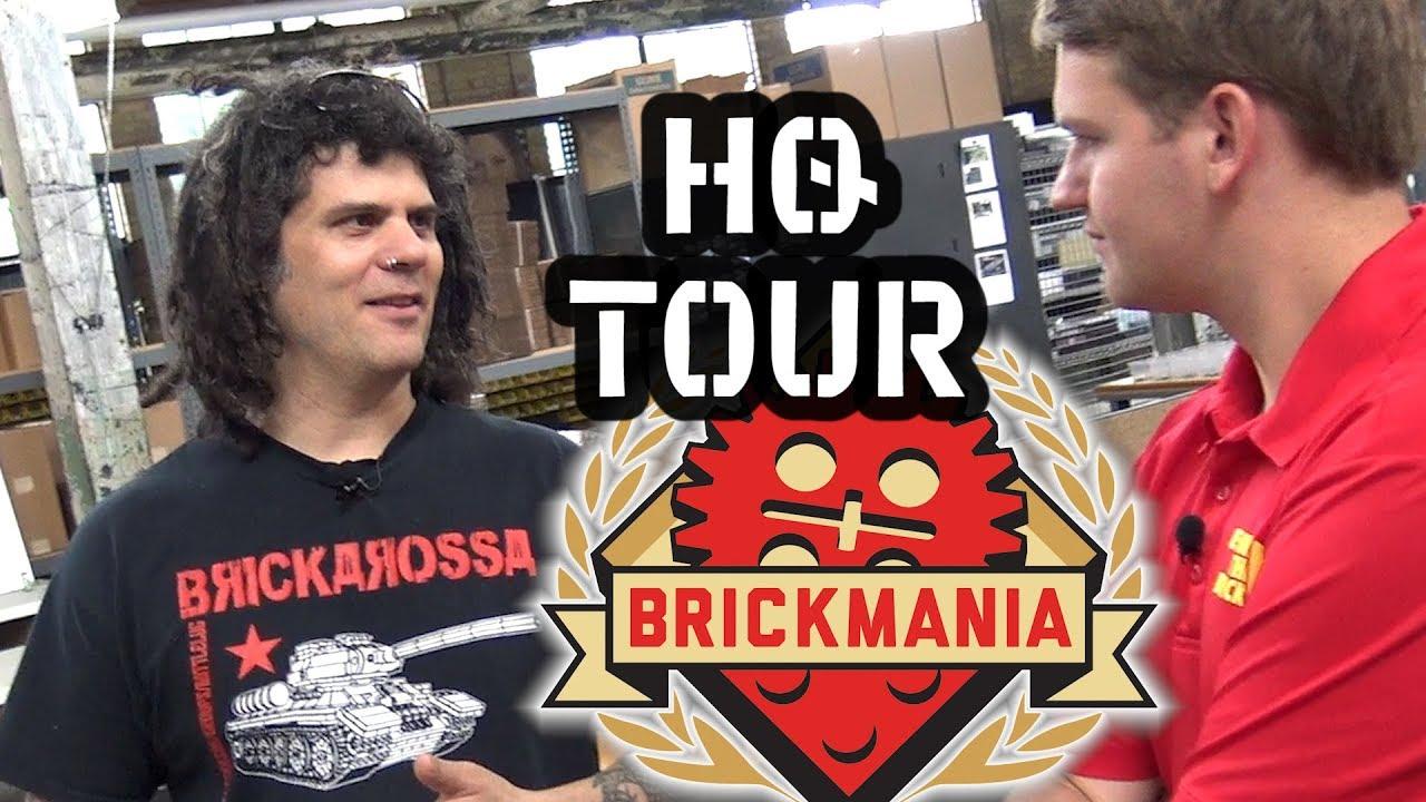Brickmania Headquarters Tour (2019 Update)