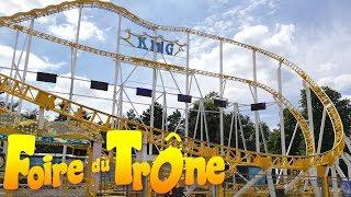 Foire du Trône Vlog May 2019