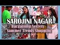 How To Bargain In Sarojini Nagar! TIPS & TRICKS