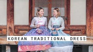 Wearing Korean Traditional Dress Hanbok | Q2han