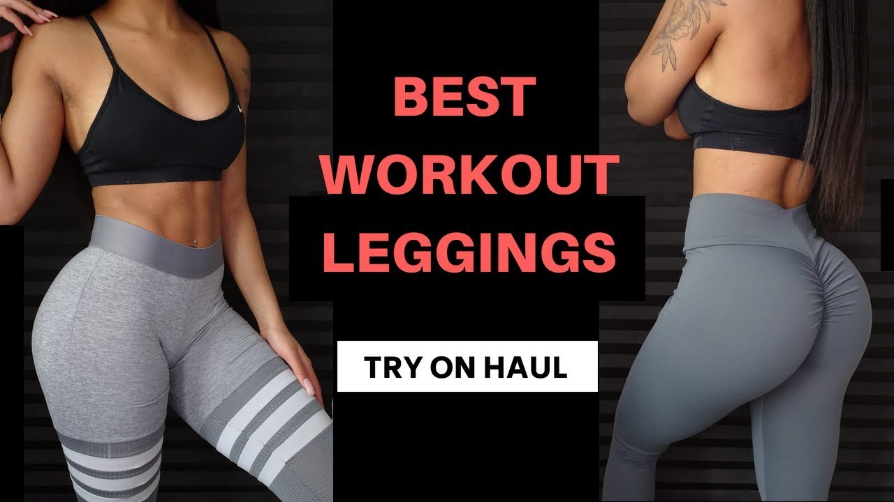 BEST WORKOUT LEGGING | TRY ON HAUL